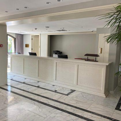 מלון אדמונד ראש פינה – נגרות